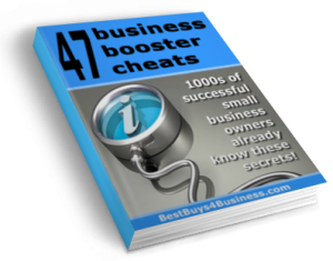 47 Business Booster Cheats