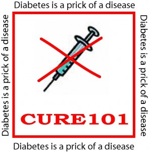 Help Us Find  A Cure for Type 1 Diabetes